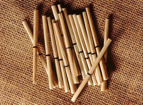 Cigarro de palha vs cigarro industrializado