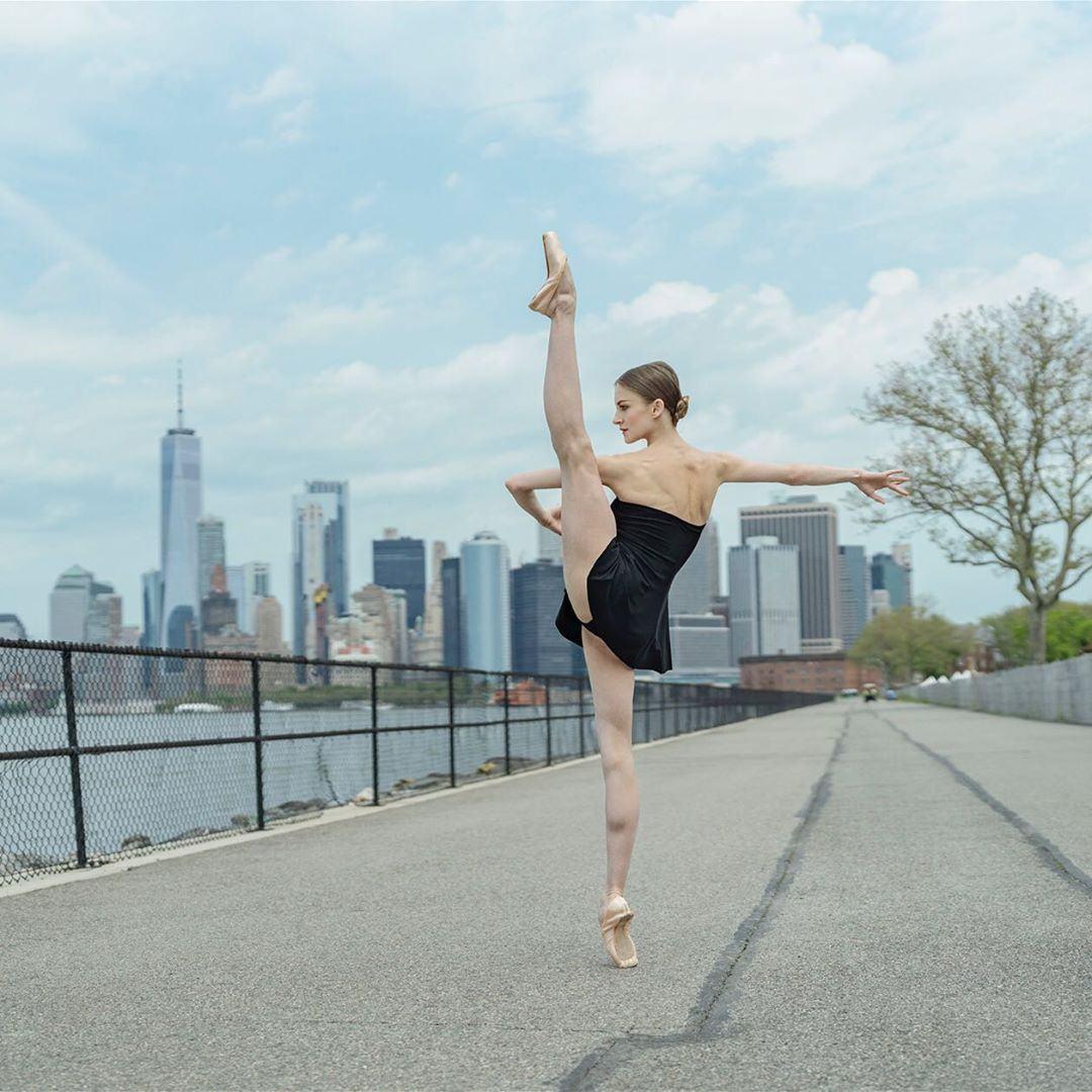 Bailarina Project, Dane Shitagi