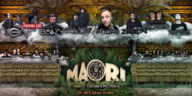 Maori Festival 2019 Line Up