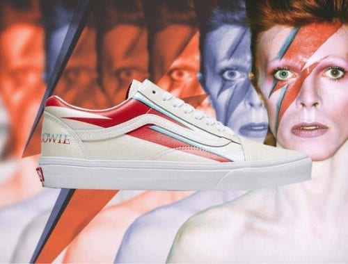 Vans David Bowie