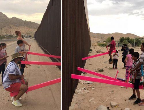 gangorra na fronteira