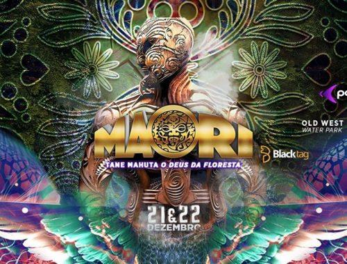 segunda edição Maori Festival