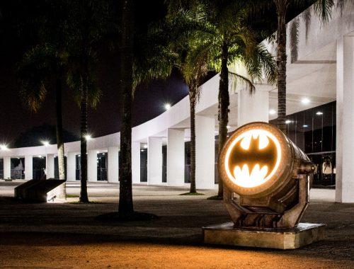 Exposição imersiva do Batman chega a São Paulo