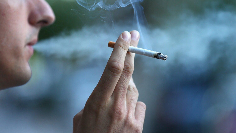 lei que proíbe fumar em parques