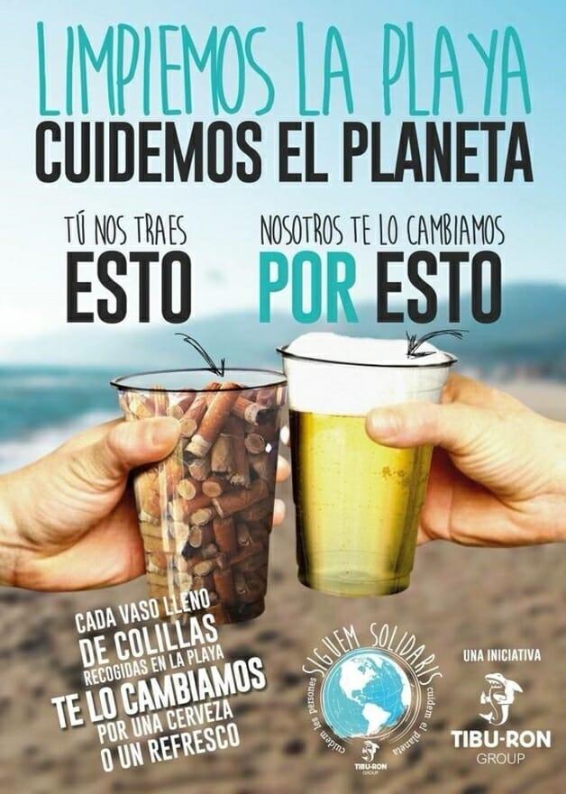 Troque bitucas por cervejas: essa é a proposta de um bar em Barcelona