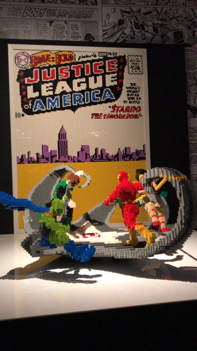 exposição LEGO São Paulo