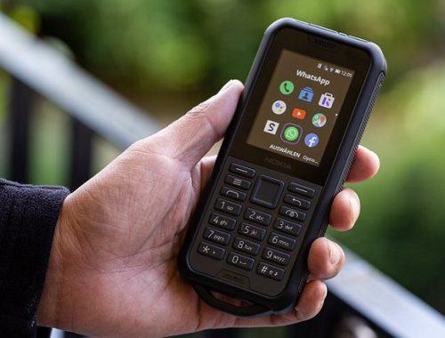 Nokia relança tijolão e promete bateria para 43 dias