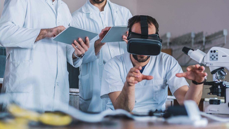 Realidade virtual no tratamento de usuários de drogas