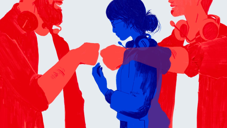 mulheres que sofrem sexismo e depressão