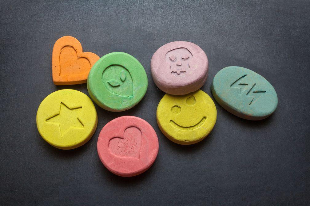Ecstasy falso