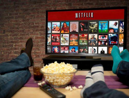 Netflix compartilhamento de senhas