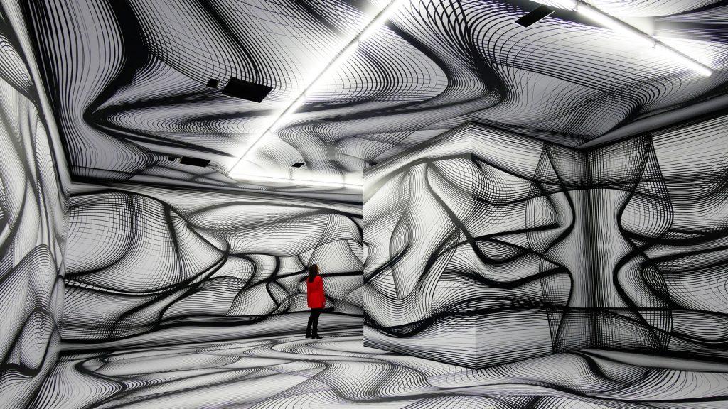 digital art peter kogler