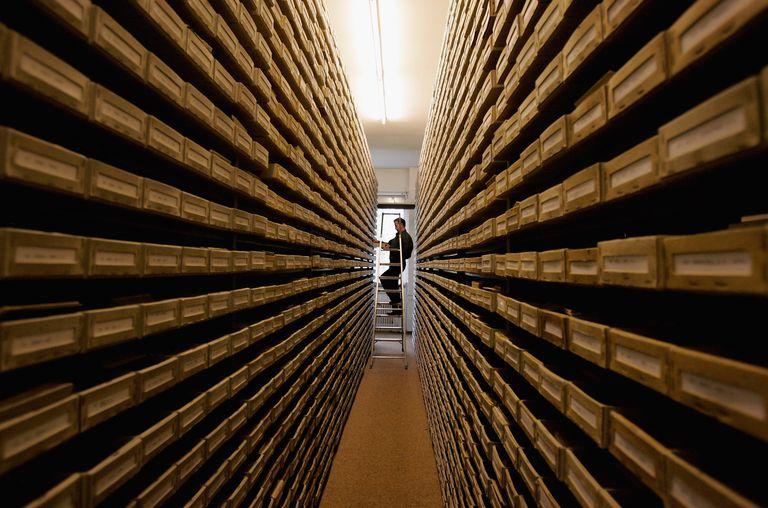 Arquivo sobre Holocausto