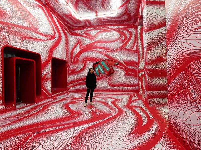 peter kogler art portal mundo