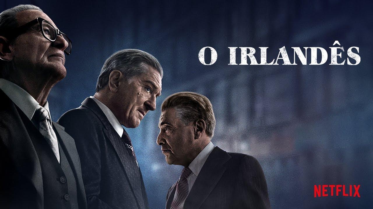 """como assistir """"o irlandês"""""""