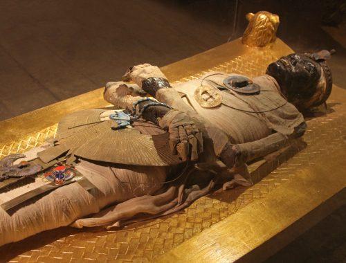 Exposição sobre o Egito Antigo em São Paulo CCBB
