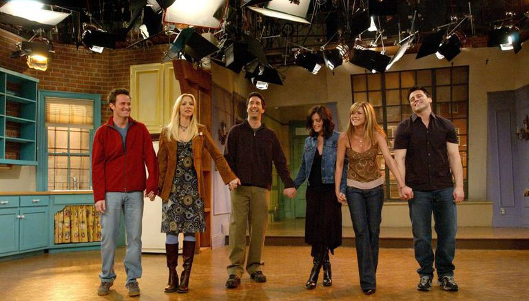 novo episódio de 'friends'