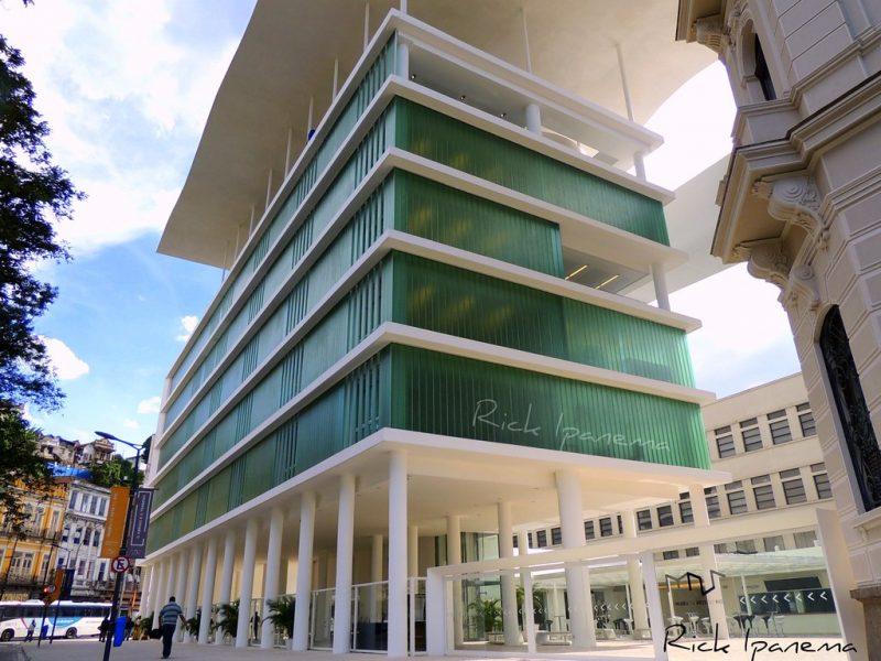 museu de arte do rio MAR portal mundo